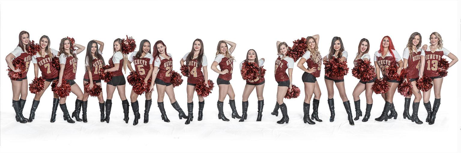 Photo bannière des Geneva Wild Eagles Cheerleaders 2019