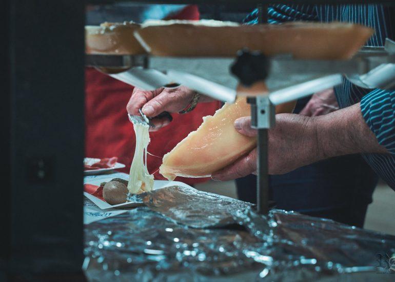 Raclette valaisanne